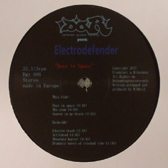 Electrodefender Days In Space