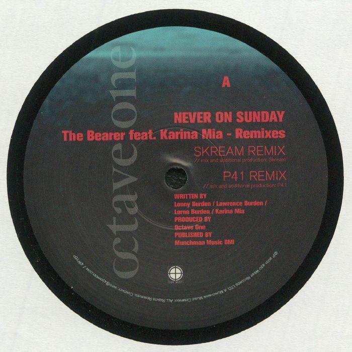Never On Sunday   Karina Mia The Bearer Remixes