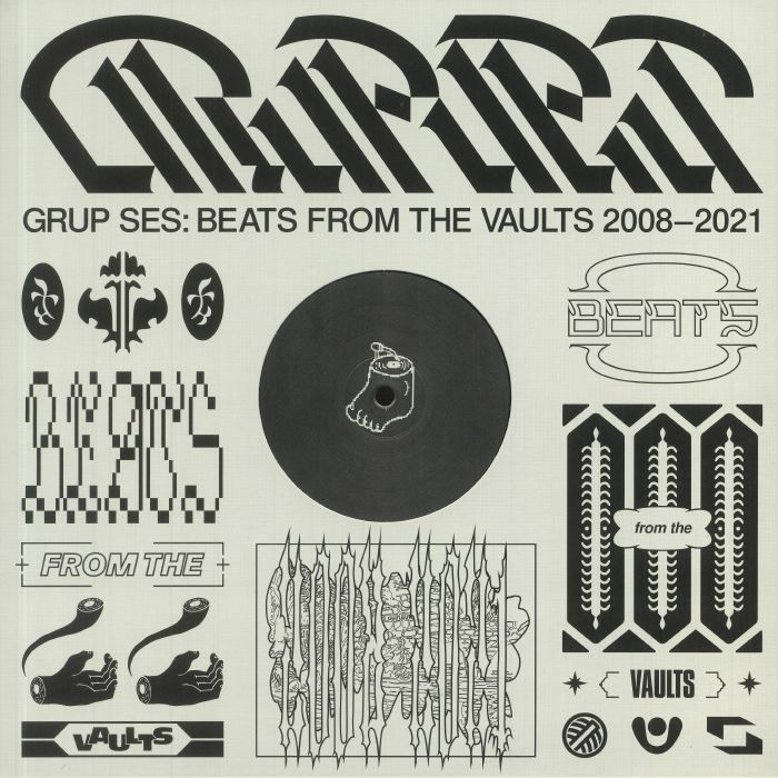 Grup Ses Beats From The Vaults 2008 2021