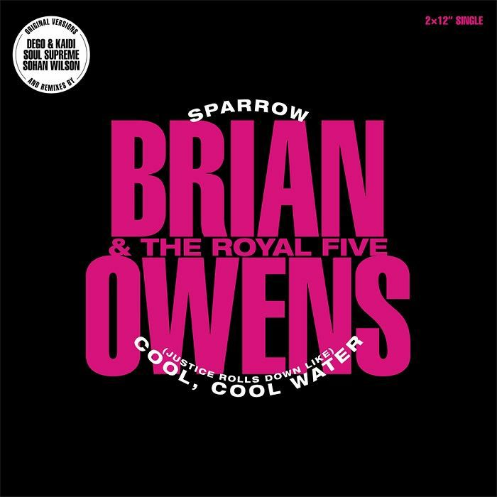 Brian Owens   The Royal Five Sparrow