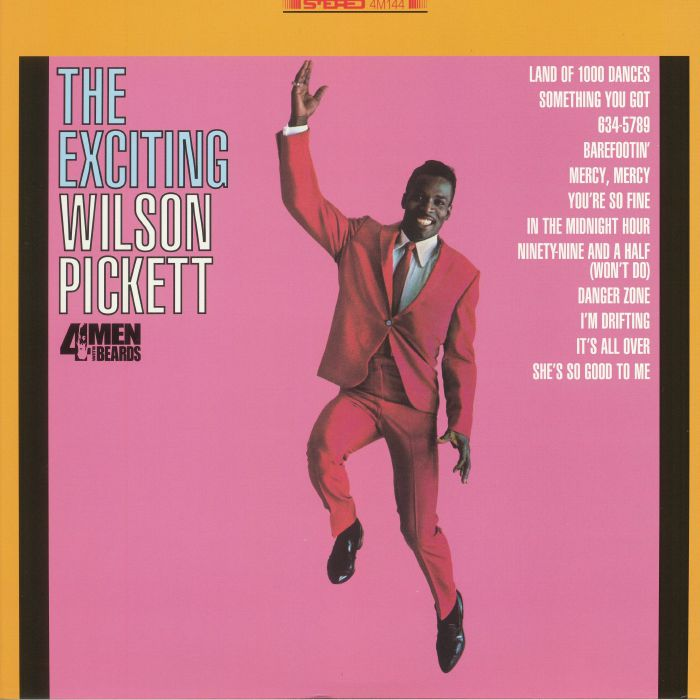 The Exciting Wilson Pickett (reissue)