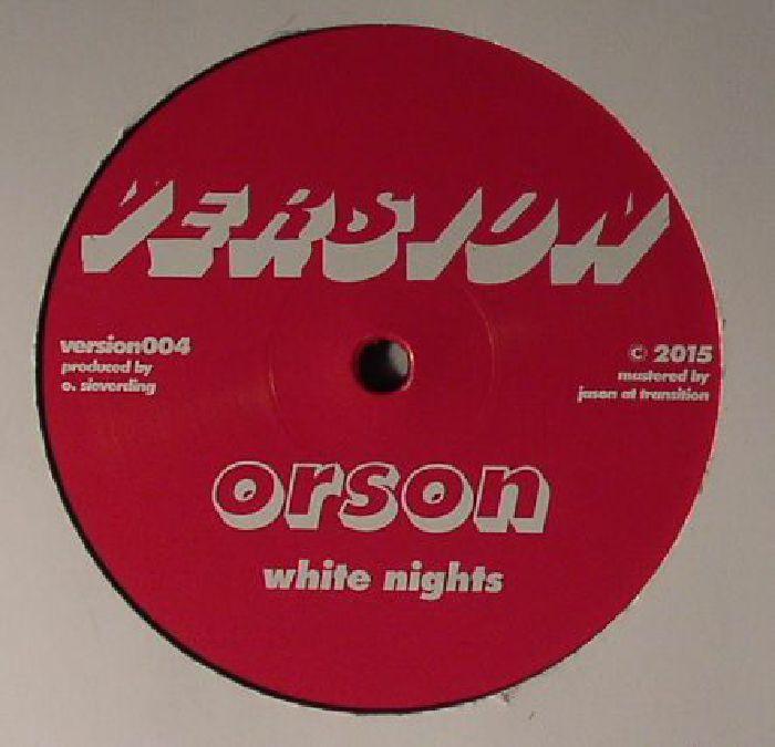 Orson White Nights
