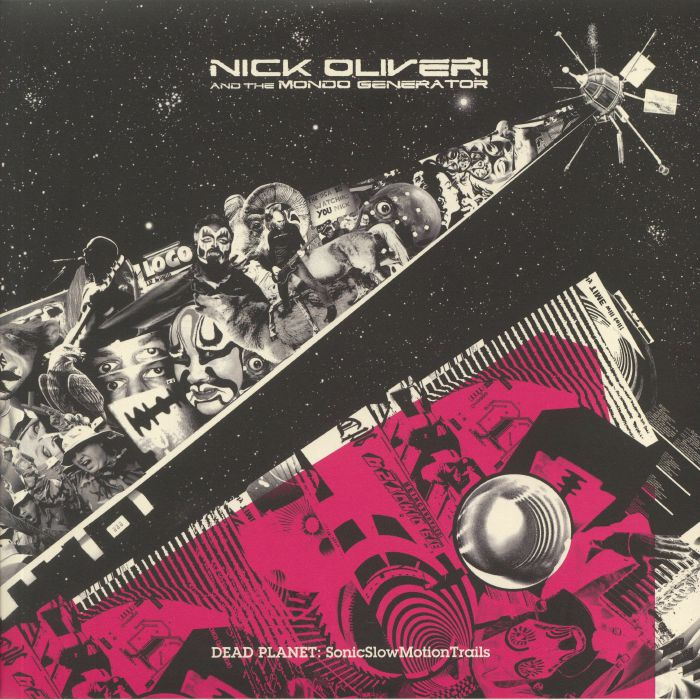 Nick Oliveri and The Mondo Generator Dead Planet: SonicSlowMotionTrails
