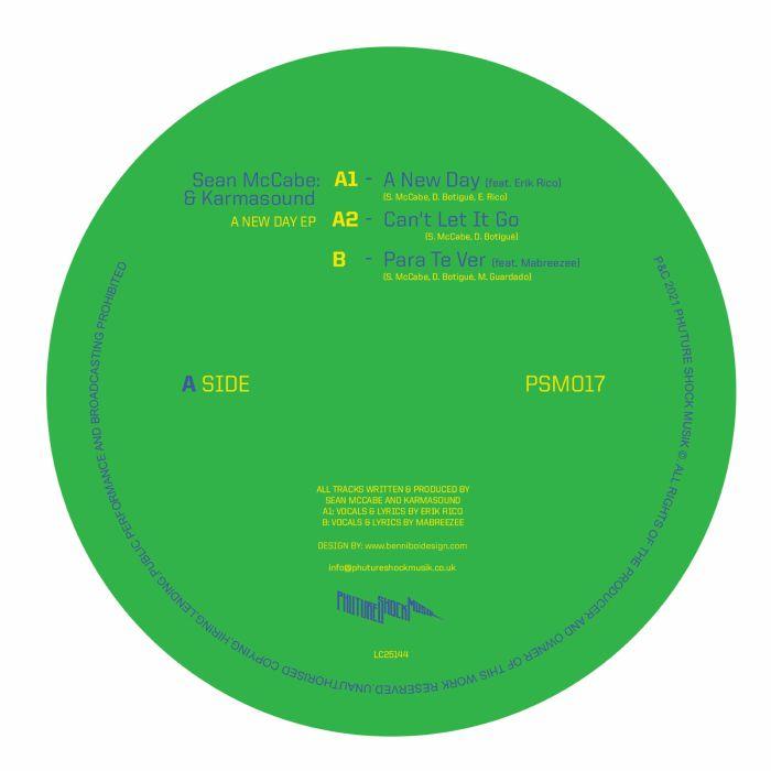 Phuture Shock Musik Vinyl