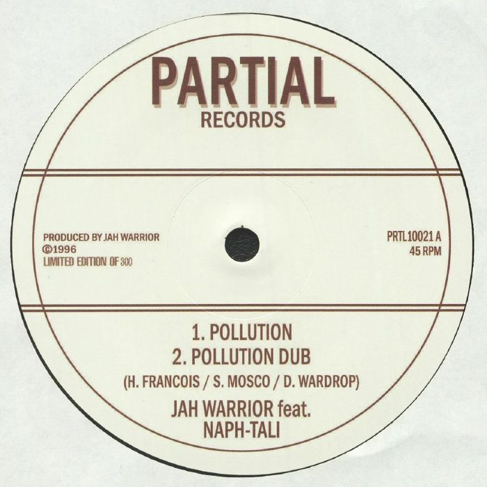 Partial Vinyl