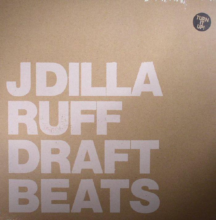 J Dilla Ruff Draft (instrumentals)