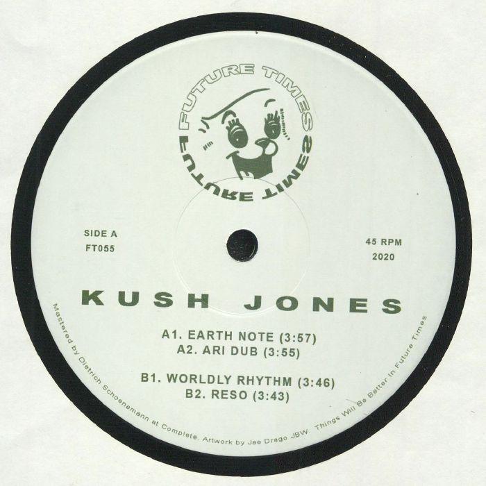 Kush Jones
