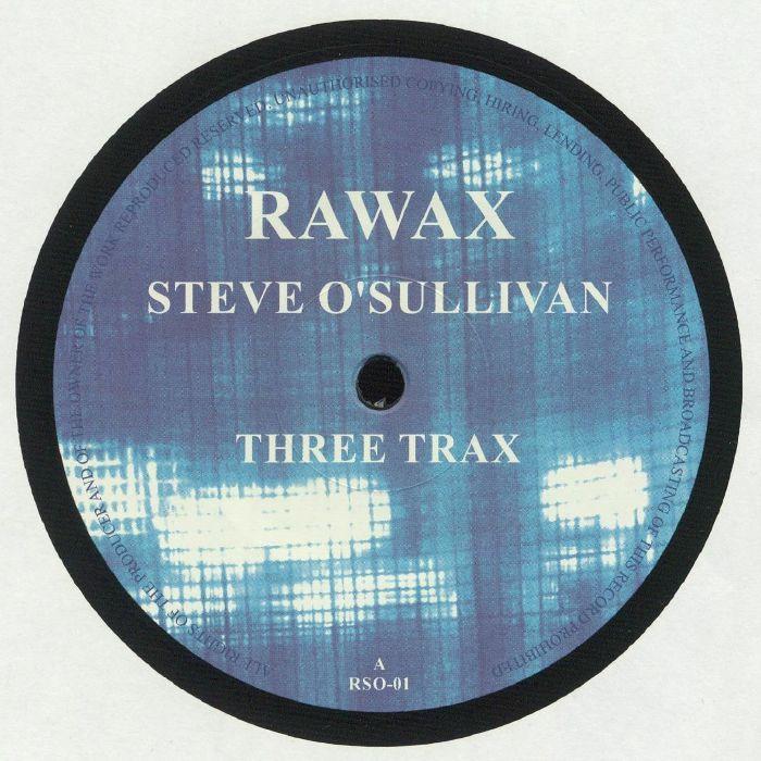 Steve Osullivan Three Trax