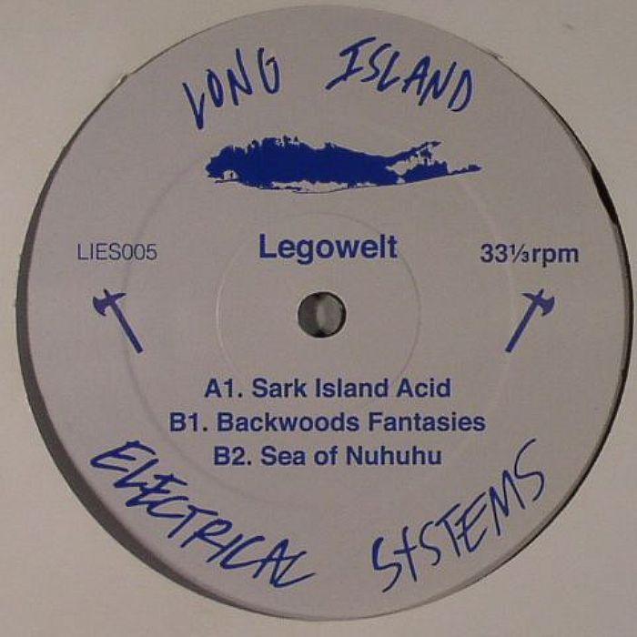 Legowelt Sark Island Acid