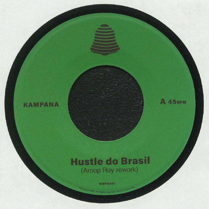 Aroop Roy Hustle Do Brasil