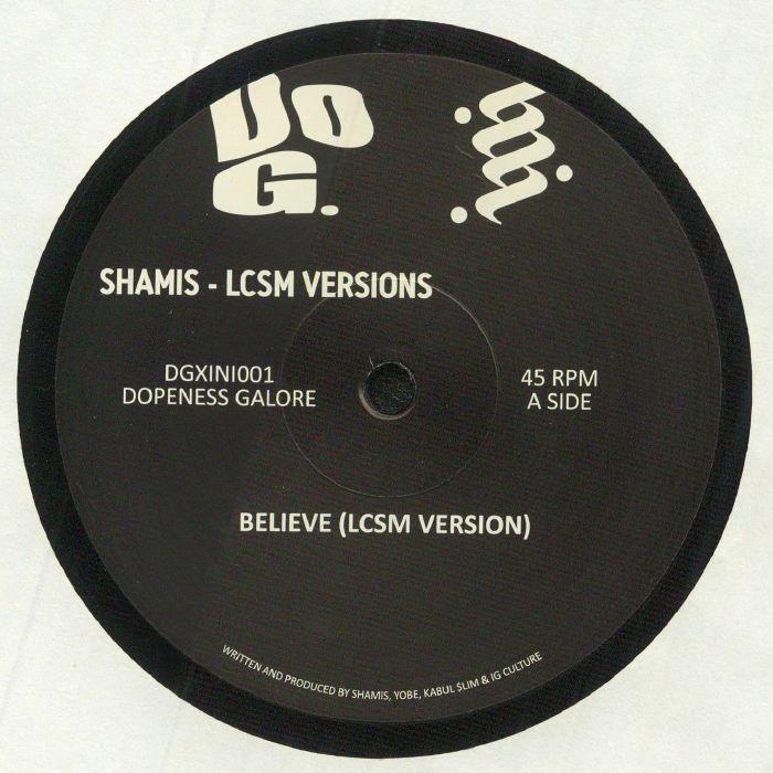 Dopeness Galore Vinyl