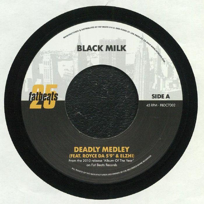 Black Milk Deadley Medley