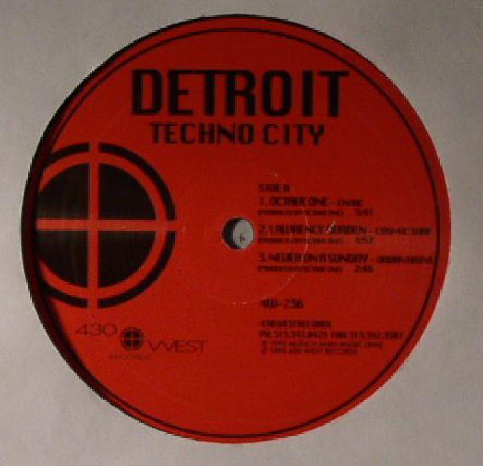 Detroit Techno City