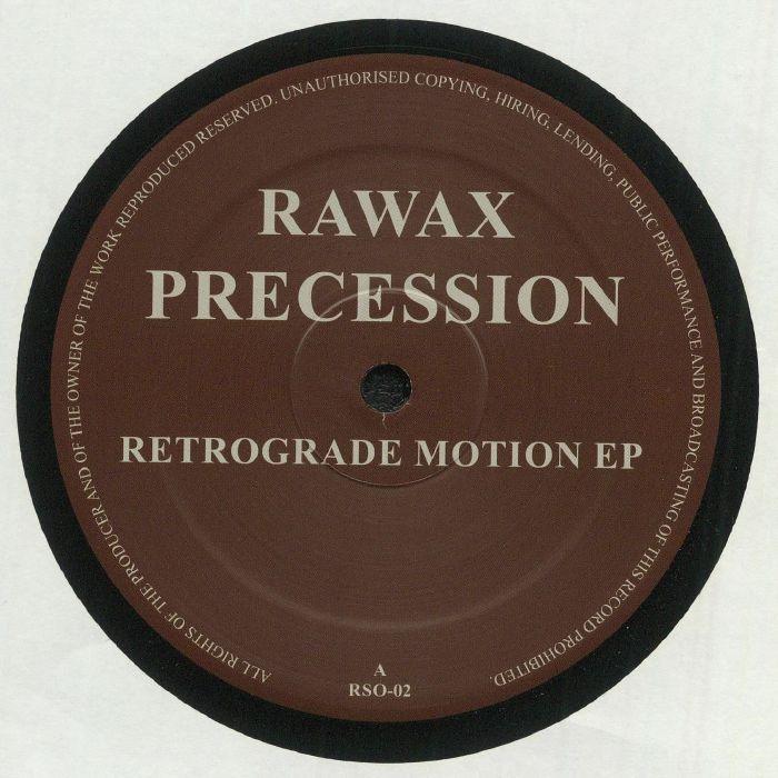 Precession Retrograde Motion EP