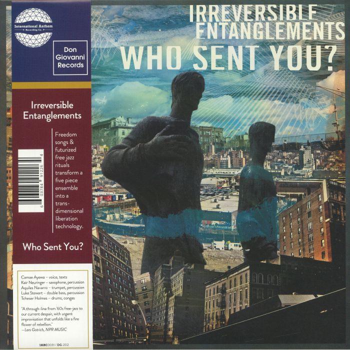 Irreversible Entanglements Who Sent You
