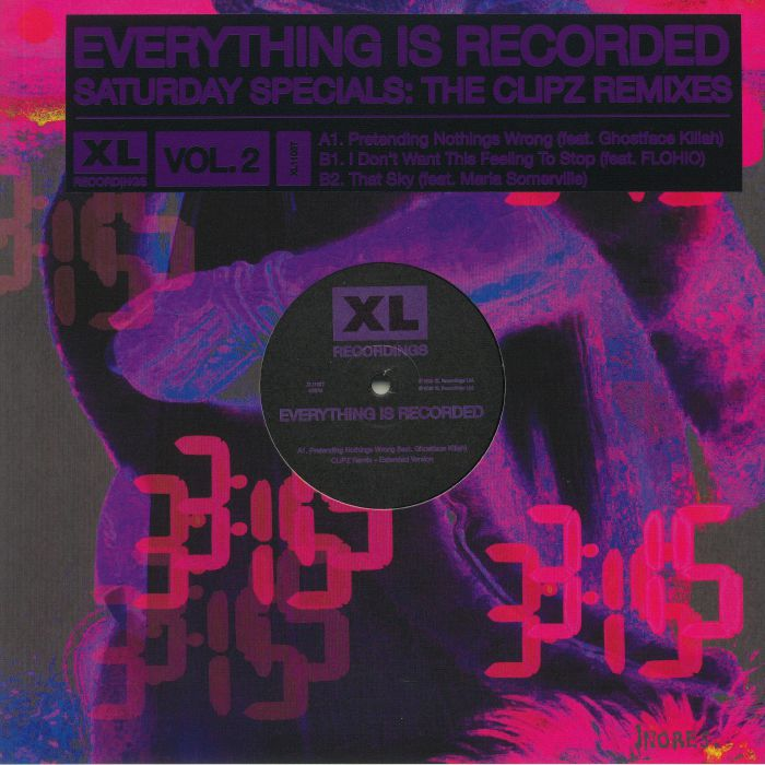 Everything Is Recorded | Clipz Saturday Specials: The Clipz Remixes Vol 2