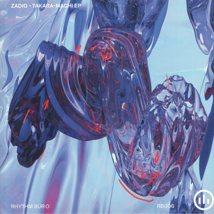 Zadig Takara Machi EP