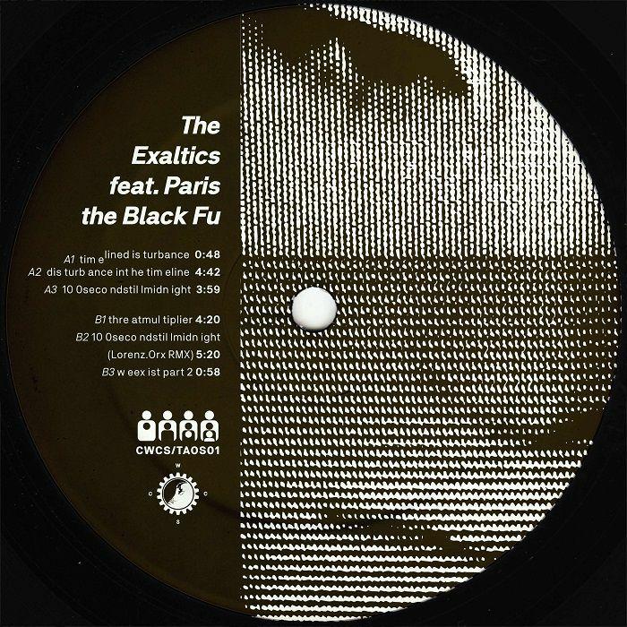The Exaltics | Paris The Black Fu Dis Turb Ance Int He Tim Eline