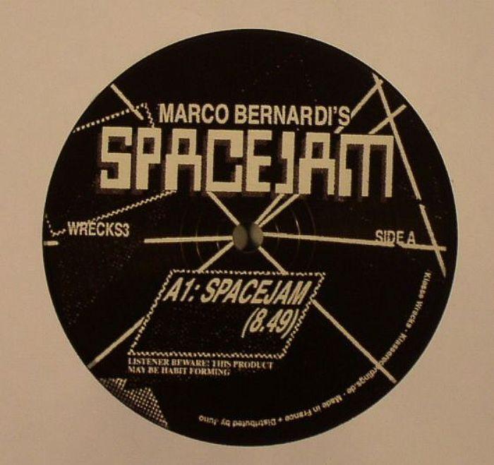 Marco Bernardi Spacejam