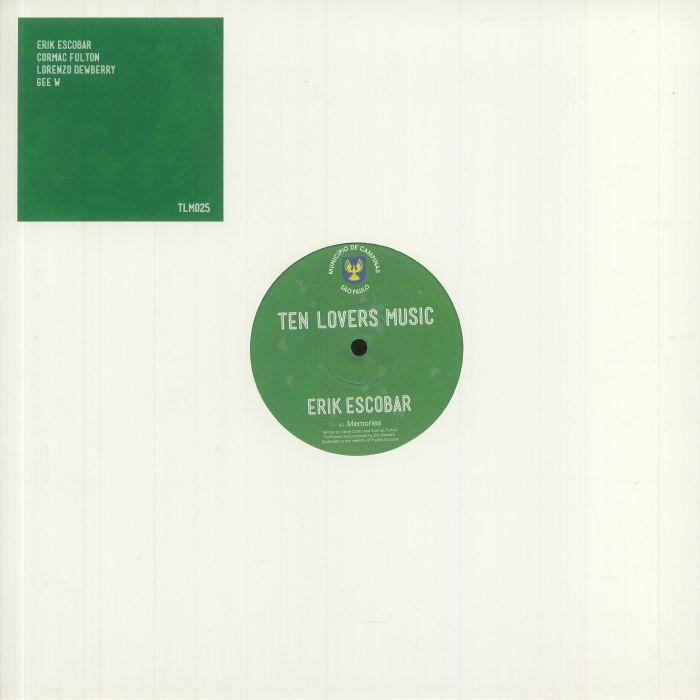 Ten Lovers Music Vinyl