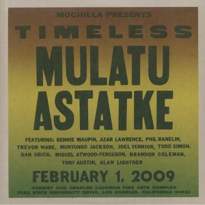 Mulatu Astatke Timeless: Mulatu Astatke (Record Store Day 2021)