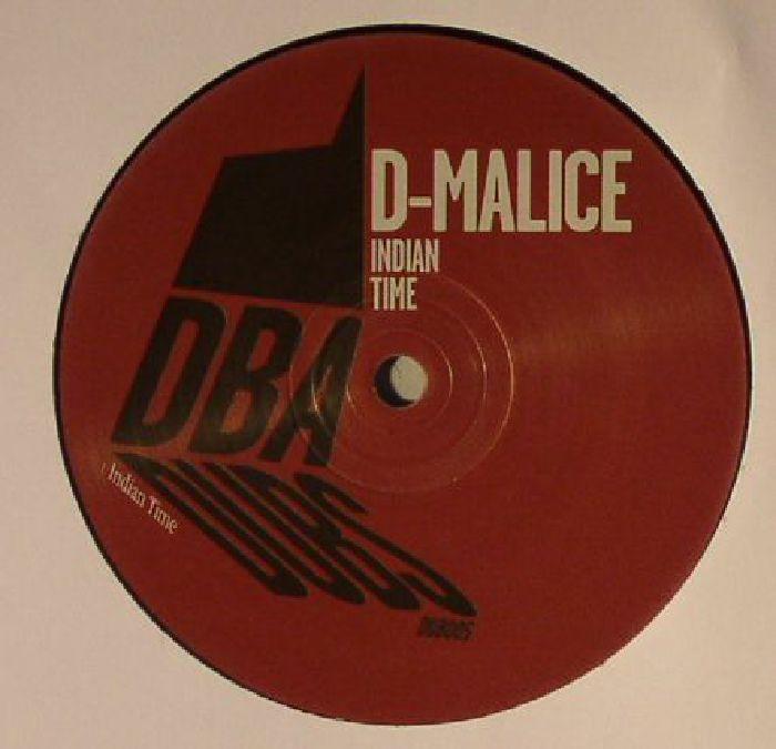 D Malice Vinyl