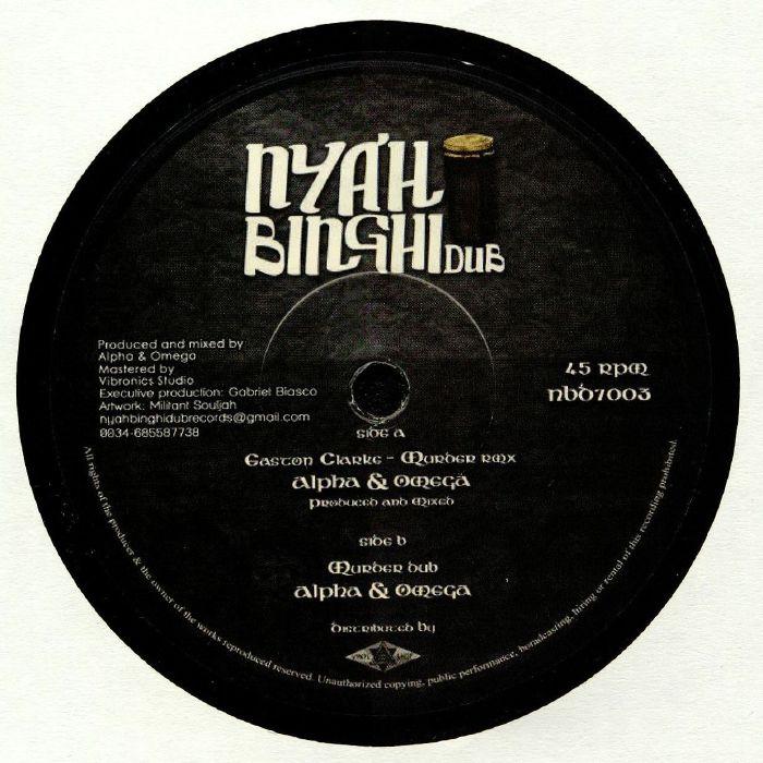 Easton Clarke | Alpha and Omega Murder (Remix)