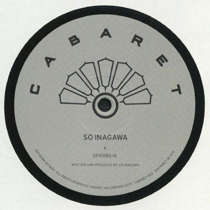 So Inagawa Sensibilia