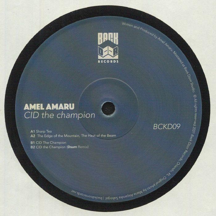 Back Door Vinyl