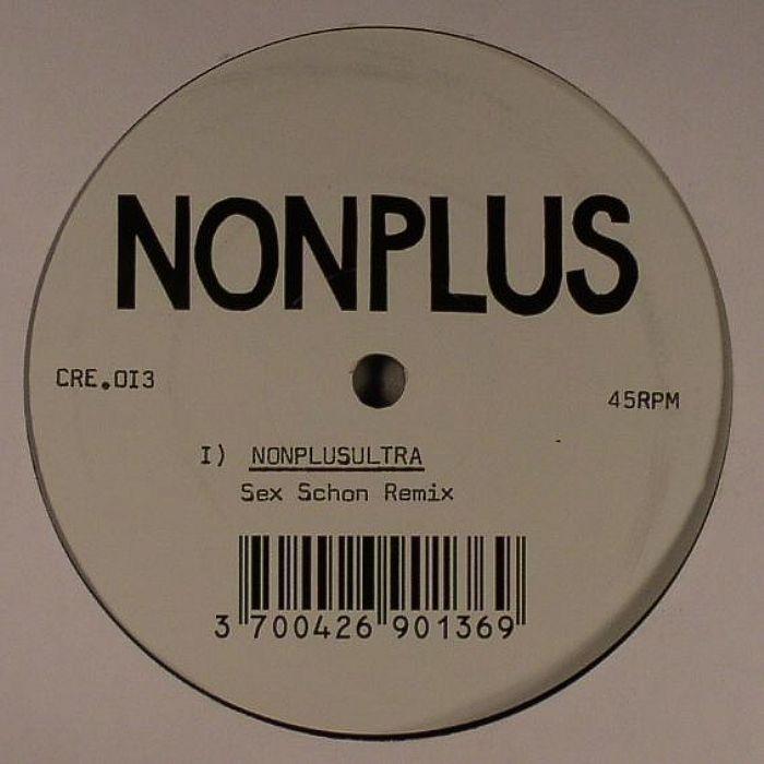 Nonplusultra (Sex Schon remix)