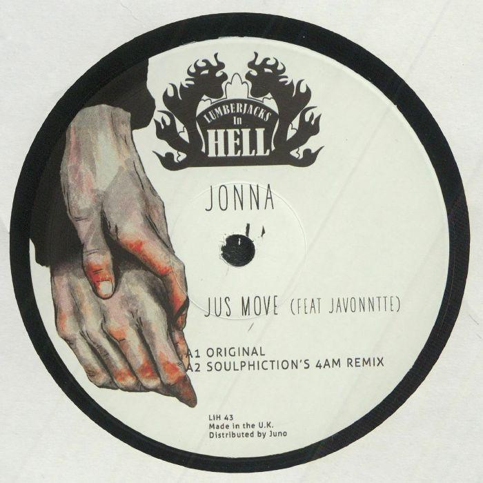 Jonna   Javonntte Jus Move (Soulphiction/Marcellus Pittman mixes)
