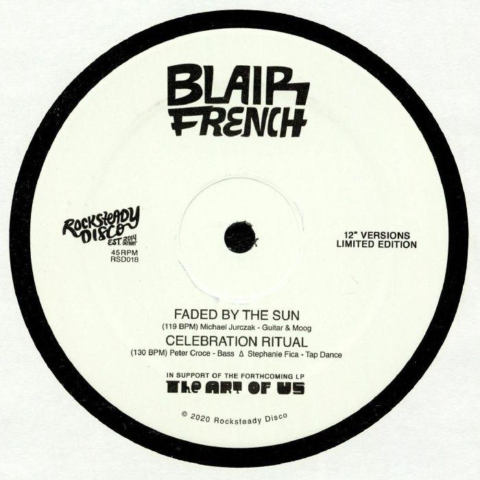 Blair French Faded By The Sun