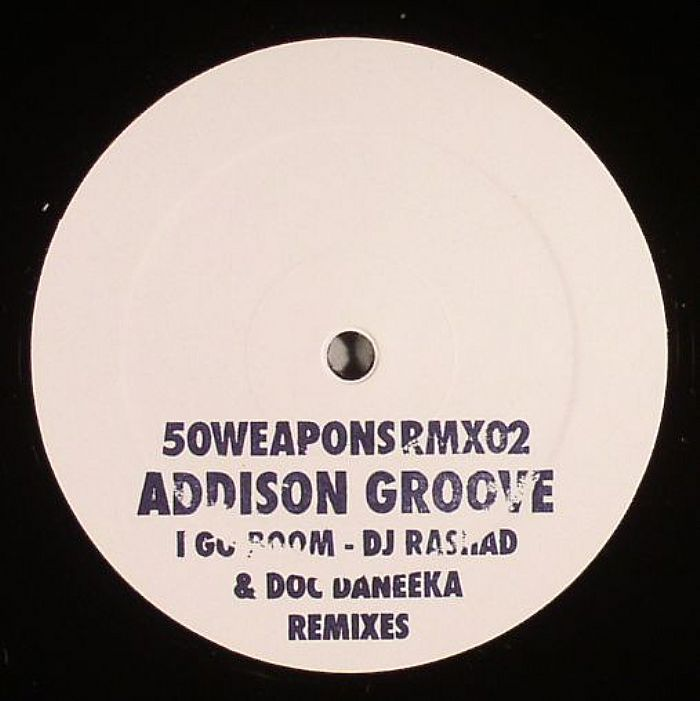 Fifty Weapons Vinyl