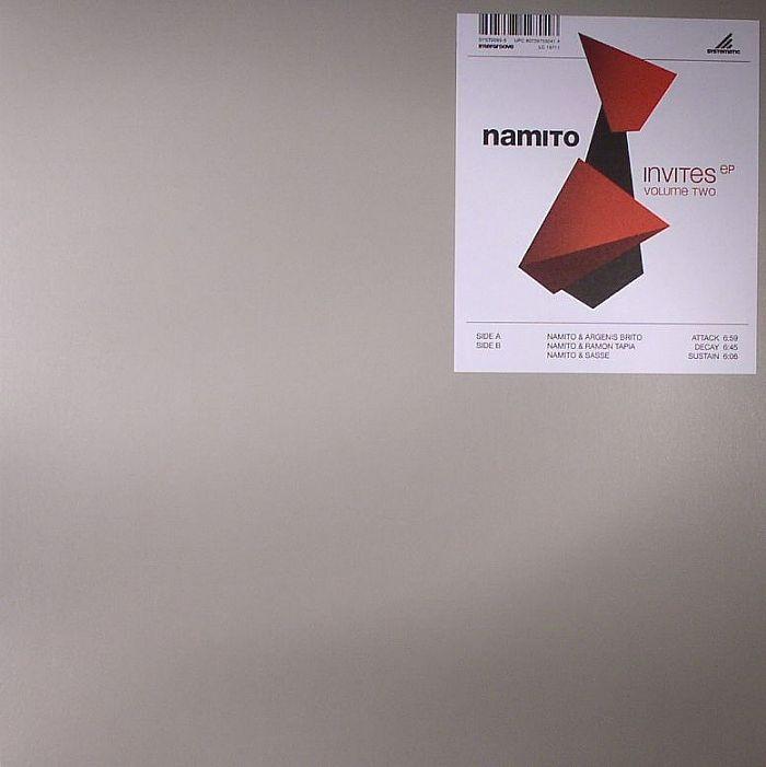 Namito   Argenis Brito   Rampon Tapia   Sasse Invites EP Vol 2