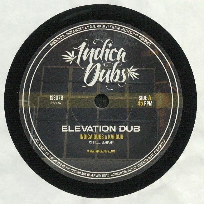 Indica Dubs Vinyl