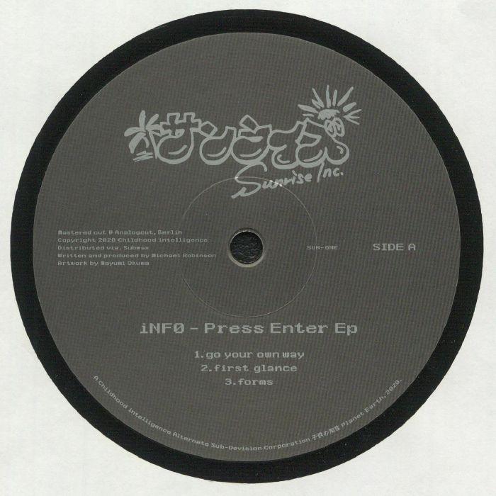 Press Enter EP