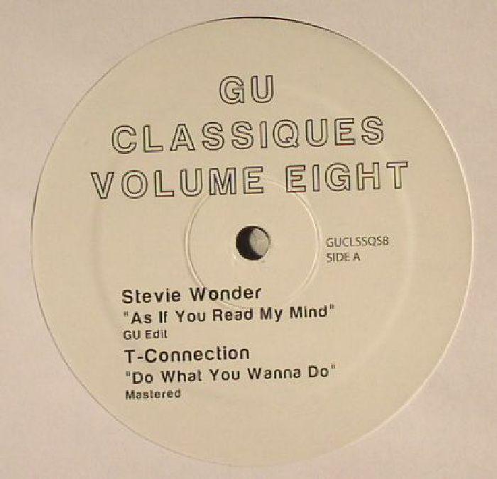 Gu   Glenn Underground Classiques Volume 8