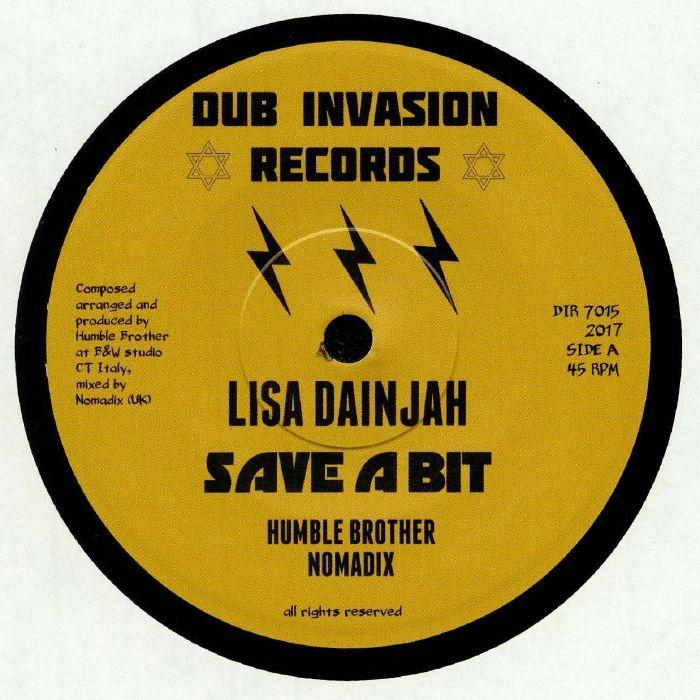 Lisa Dainjah   Humble Brother   Nomadix Save A Bit