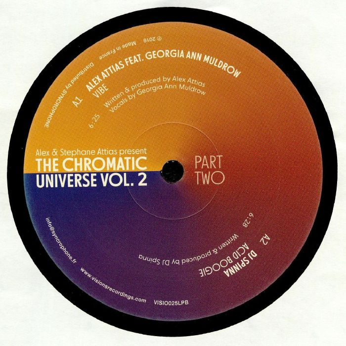 The Chromatic Universe Vol 2 Part 2