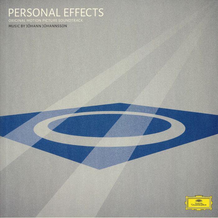 Johann Johannsson Personal Effects (Soundtrack)