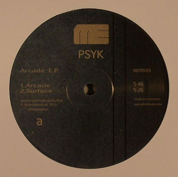 Psyk Arcade EP