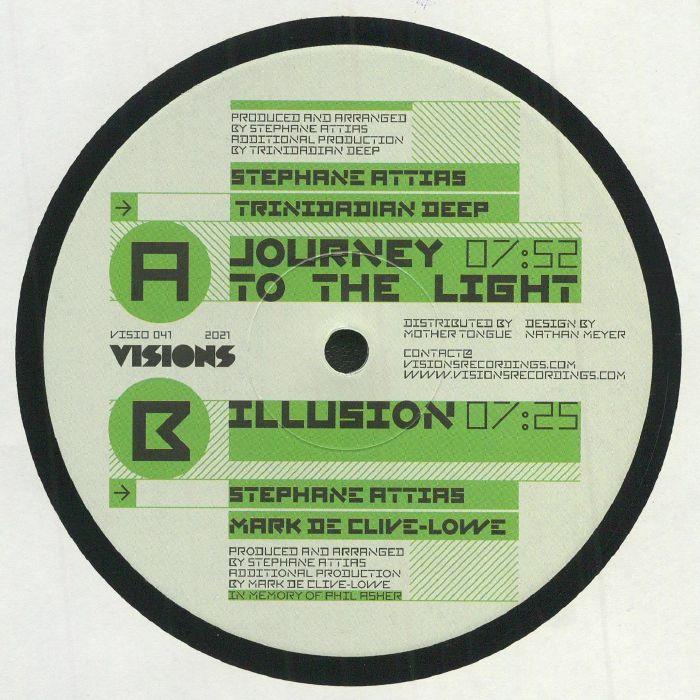 Stephane Attias Journey To The Light