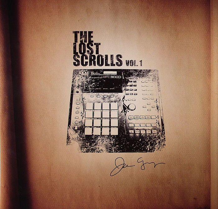 J Dilla Music From The Lost Scrolls Vol 1