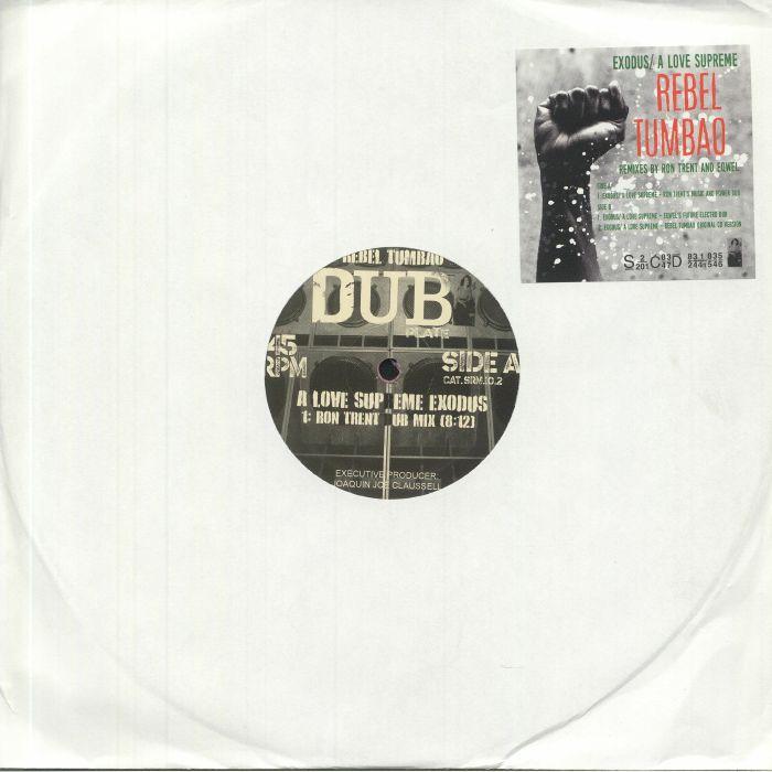 Sacred Rhythm Vinyl