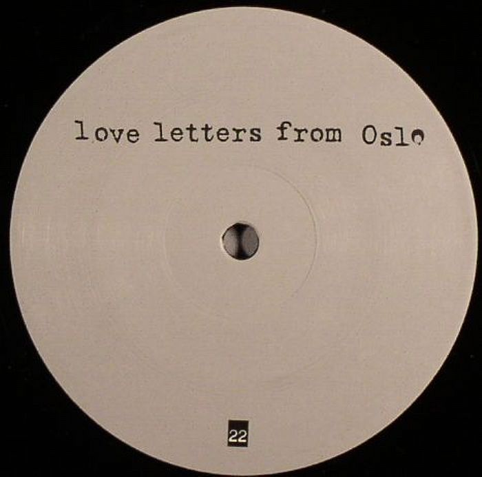 Love Letters From Oslo Vinyl