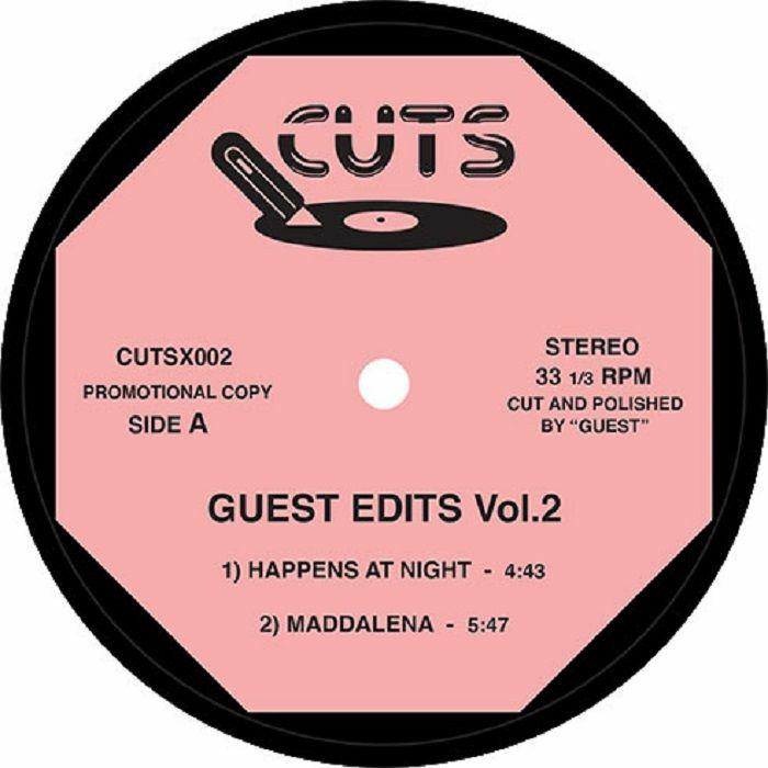Guest Guest Edits Vol 2