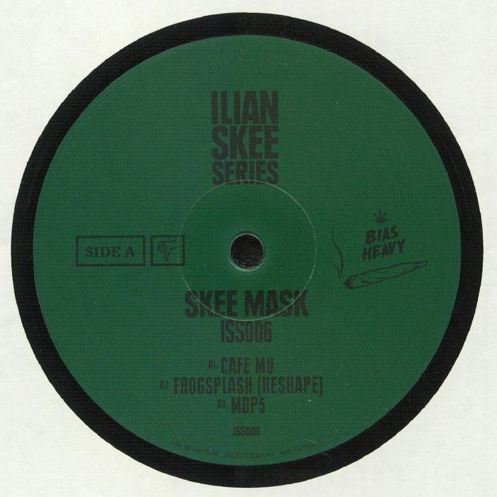 Skee Mask ISS 006