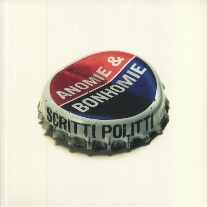 Scritti Politti Anomie and Bonhomie