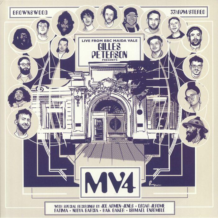 Various Artists Gilles Peterson Presents: MV4