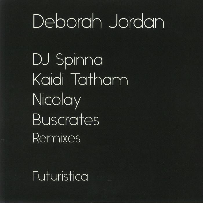 Deborah Jordan Horizon (remixes)